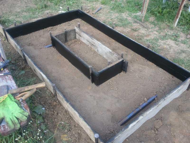 Установка надгробий своими руками 859